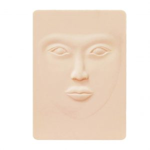 紋繡練習皮3D臉譜
